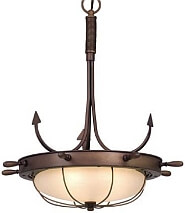 Bon Kitchen Nautical Chandelier